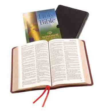 TBS (Cambridge Windsor Text)  Holy Bible